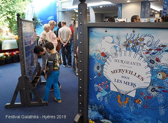 Galathéa-Merveilles sous les Mers