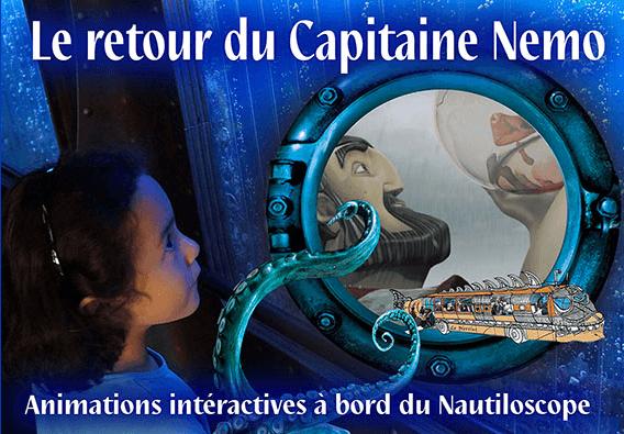 Le retour de Capitaine Nemo